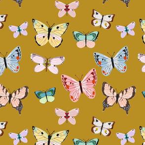 Butterflies Multi