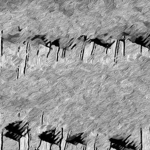 GREY TEXTURED LANDSCAPE