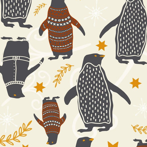 Mary's Penguins