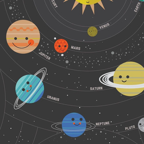 Solar System Repeat Smaller Scale
