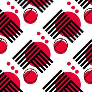 Geometrical pattern65