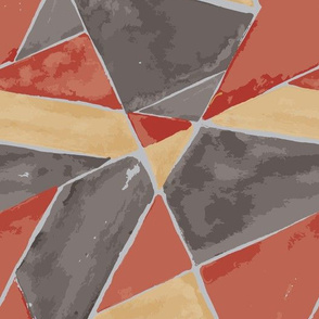 Montessori Inspired Geometric Nugget