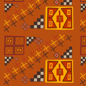 Vivid Peruvian Designs by DulciArt,LLC