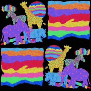 Safari Imagination