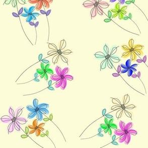 Sweet Wildflowers