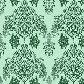 Green Mountain Mossy - Medium