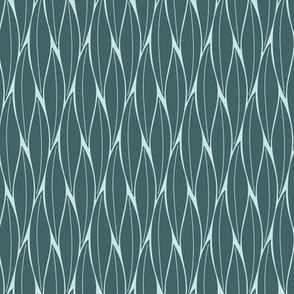 gumleaf deco pine mint