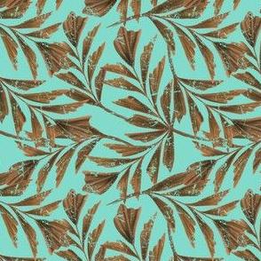 Textured Foliage