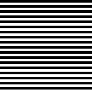 Black and White Stripe 1 to 1