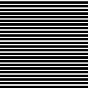 Black and White Stripe 1 to 2