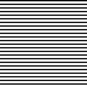 Black and White Stripe 2 to 1