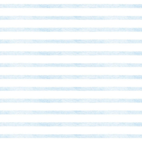 Colored Pencil Stripes Blue 2 to 1