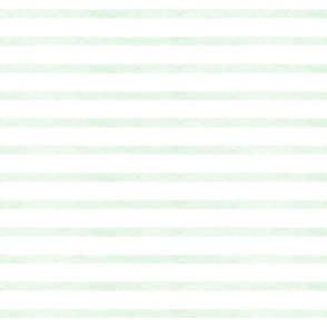 Colored Pencil Stripes Green 2 to 1