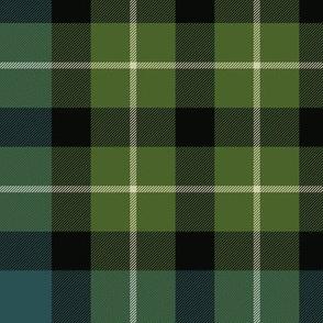 "Graham of Montrose / MacLaggan tartan, 10"" muted"