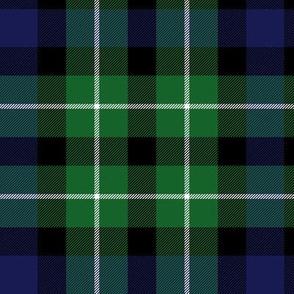 """Graham of Montrose / MacLaggan tartan, 8"""" dark"""