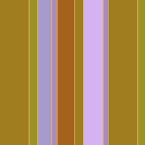 Coordinating Stripes purple