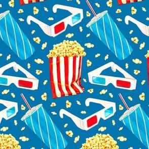 3D Movies - Navy