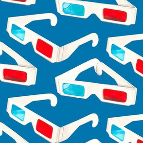 3D Glasses - Navy