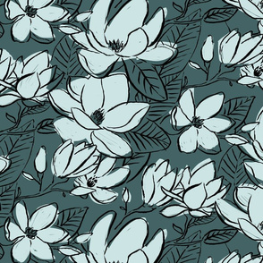Magnolia : Pine and Mint
