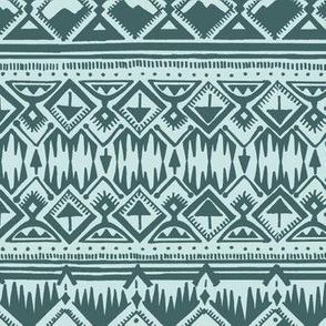 PNW Bohemian Stripe