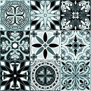 Mint&Pine tiles