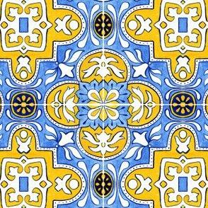 Azulejos Tlie Carpet