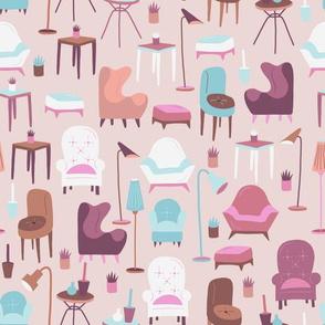 Furniture pinks