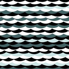 Irregular Waves - Green - ©Autumn Musick 2020