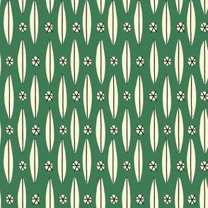 Teacup leaf green