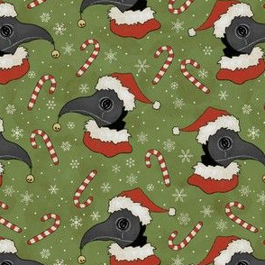 Merry Plaguemas!