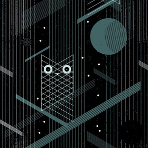Bauhaus Owls LCPDC by Friztin