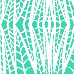 boho brights leafy lace cw2