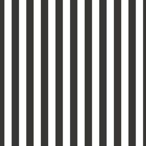 Gray Stripes, Vertical