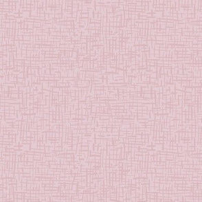 Crosshatch Pink