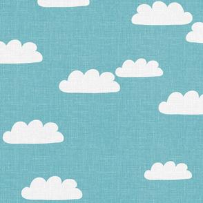 Clouds Blue