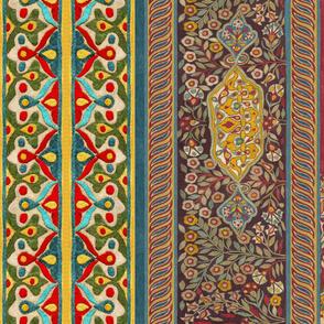 Ottoman tent porch