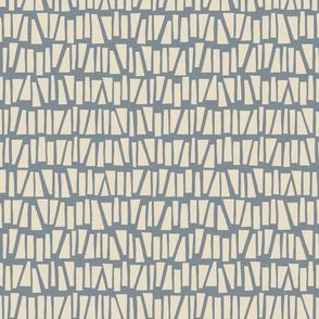 Retro geometric triangles