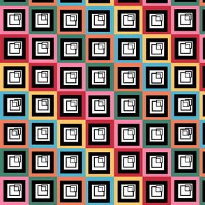 Nugget Diagonal Boxes Coordinate