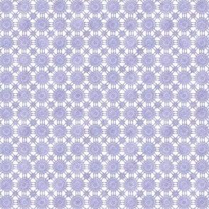 purple lace small scale