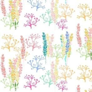 fringe navy pink shelly - LG 1365