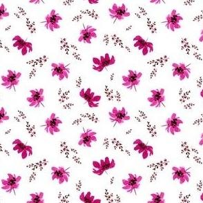 Giacinta Pink Floral