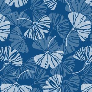 ginko classic blue