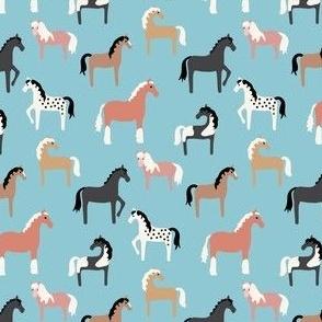 Horse Party mini