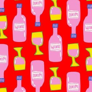Wine O'Clock - Red