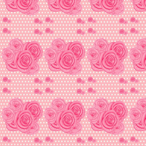 roses in dots 2