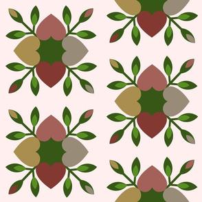 Circle of Hearts - Kumiko's Palette 3