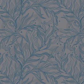 Sea Forest Blue