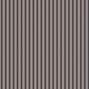 Navy Mauve Stripes