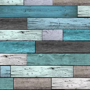 Wood planks Large