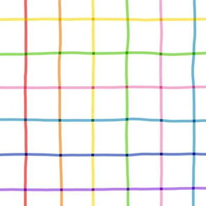 Rainbow Pane